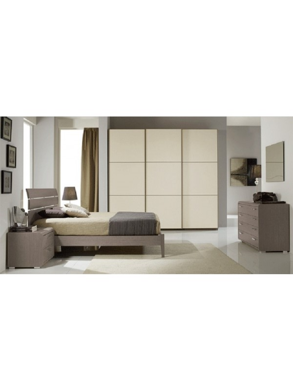 Casa New Fashion 2 Συρόμενη Ντουλάπα 270x260