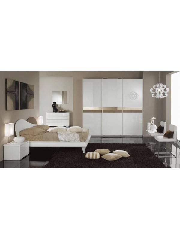 Casa New Fashion Συρόμενη Ντουλάπα 270x260