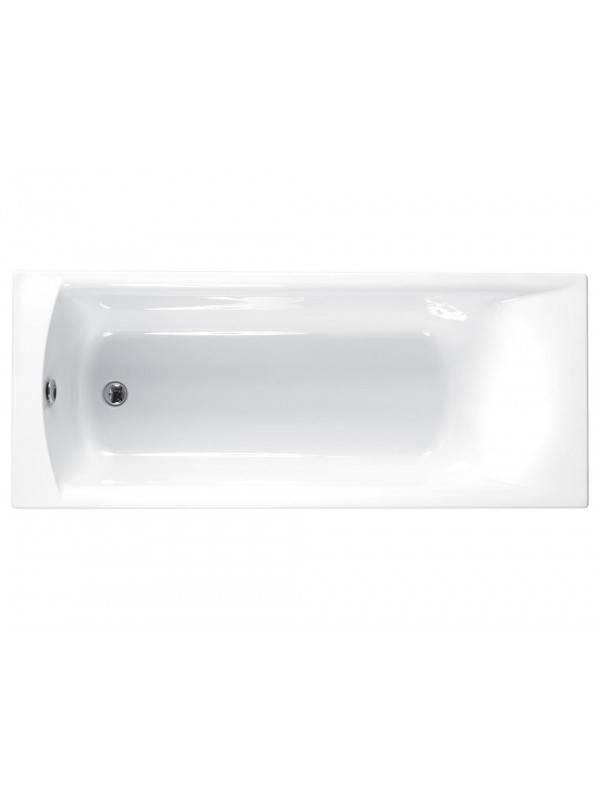 Carron DELTA Carronite Μπανιέρα Υδρομασάζ 170x70