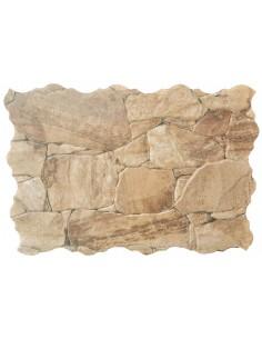 Πλακάκι Τύπου Πέτρας Επένδυσης RIBASSOS NATURAL 33x55