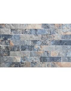 DETROIT MAGMA Πλακάκι Τύπου Πέτρας Επένδυσης 25×50